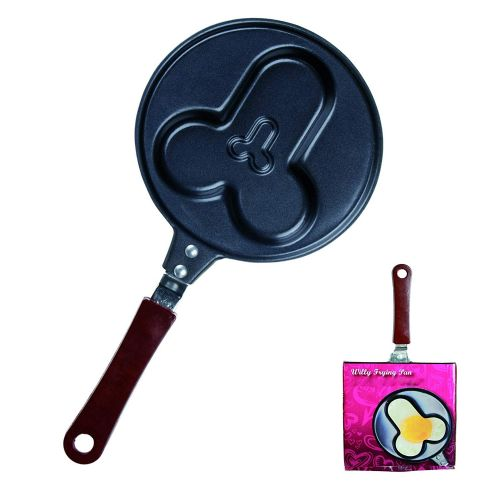 Willy Frying Pan - Naughty Gift